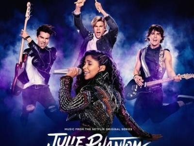 Julie and the Phantoms Cast - Bright Lyrics