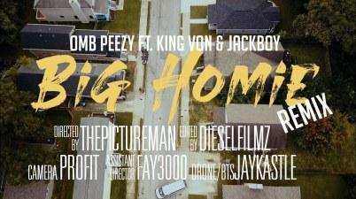 OMB Peezy - Big Homie (Remix) Lyrics