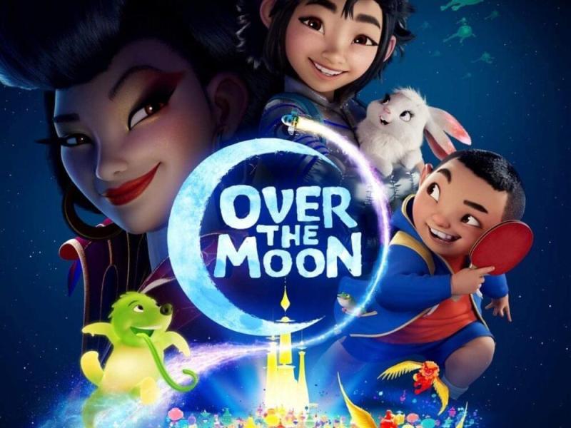 Over the Moon - Hey Boy Lyrics