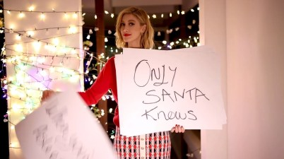Delta Goodrem - Only Santa Knows Lyrics