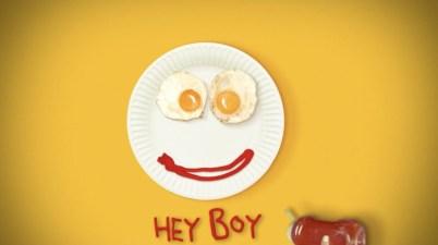 Sia - Hey Boy Lyrics