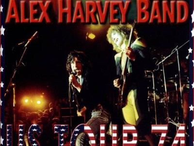 Alex Harvey - Midnight Moses Lyrics