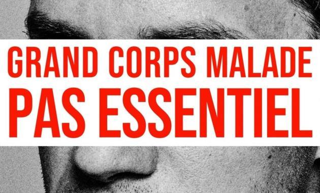 Grand Corps Malade - Pas essentiel Lyrics