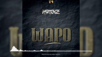 Harmonize - Wapo Lyrics