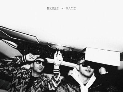 Heuss L'enfoiré + Vald - Adios Lyrics