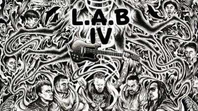 L.A.B. - Never Give Up Lyrics