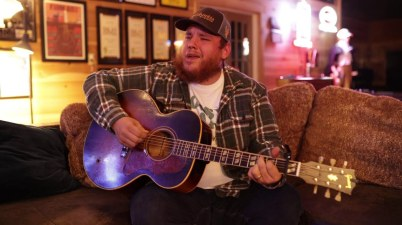 Luke Combs - Ever Mine Lyrics