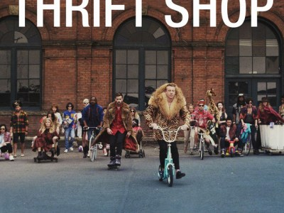 Macklemore & Ryan Lewis - Thrift Shop Lyrics
