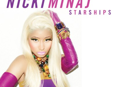 Nicki Minaj - Starships Lyrics