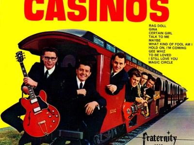 The Casinos - Then You Can Tell Me Goodbye Lyrics