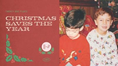 twenty one pilots - Christmas Saves The Year Lyrics