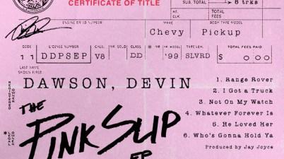 Devin Dawson - Who's Gonna Hold Ya Lyrics