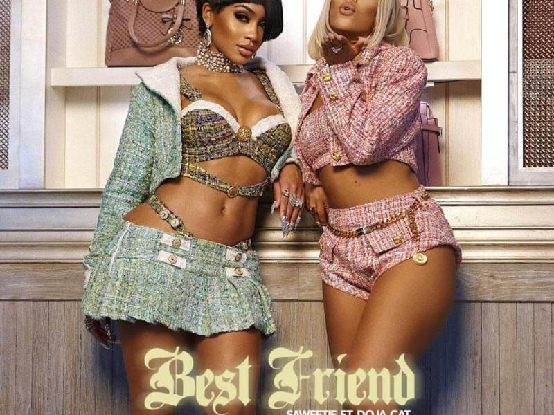Saweetie - Best Friend Lyrics