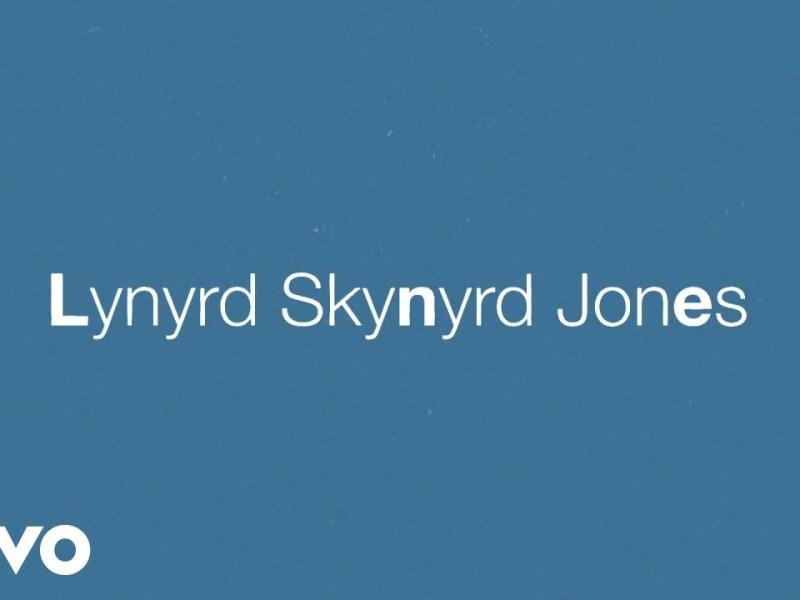 Eric Church - Lynyrd Skynyrd Jones Lyrics