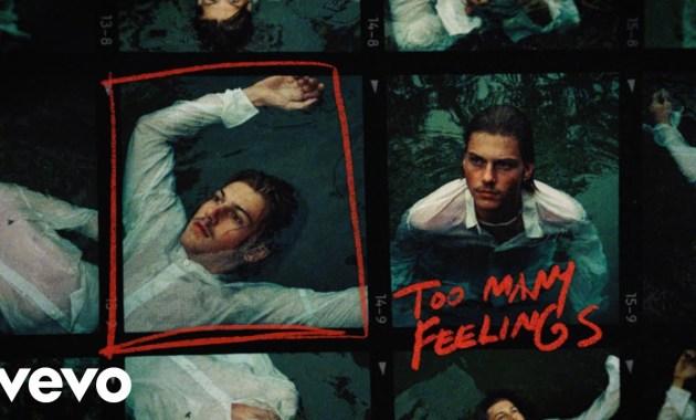 Ruel - Too many feelings Lyrics