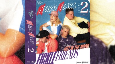 Fickle Friends - Not In The Mood Lyrics