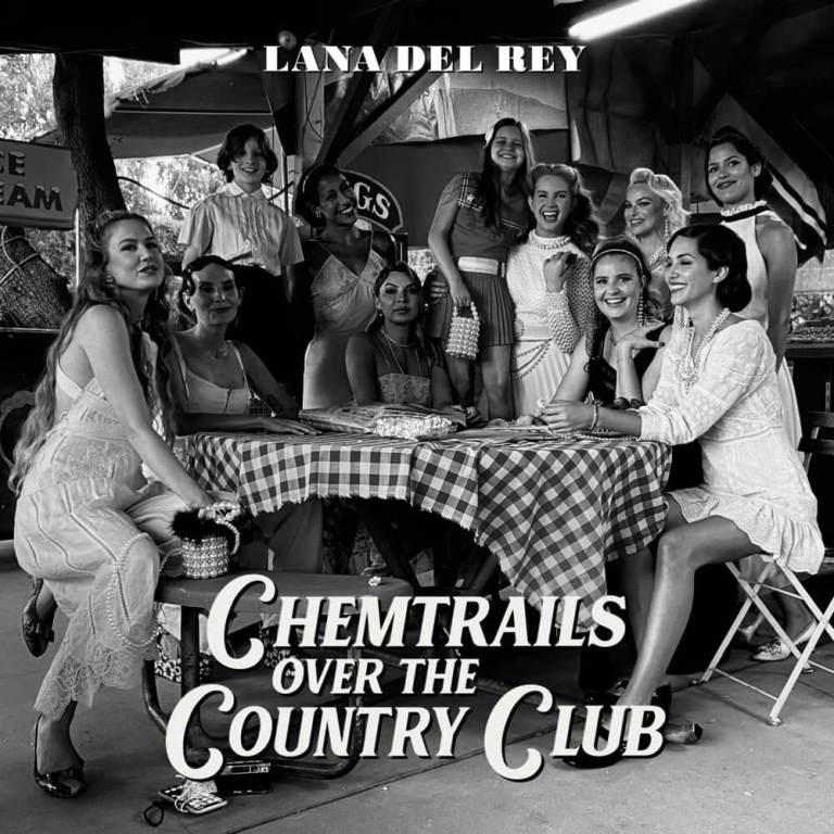Lana Del Rey - Chemtrails Over The Country Club Album