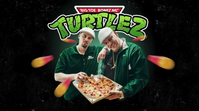 BIG TOE x BONEZ MC - TURTLEZ Lyrics