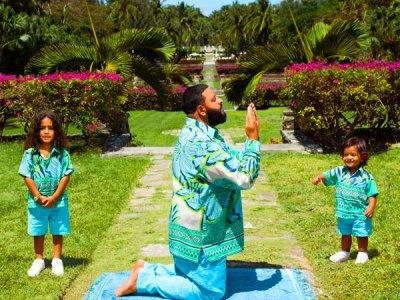 DJ Khaled - LET IT GO Lyrics