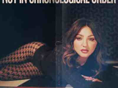 Julia Michaels - Not In Chronological Order Album Lyrics