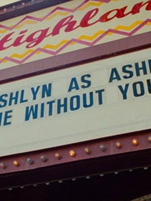 Ashe - Me Without You Lyrics