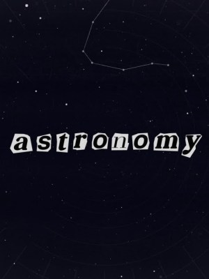 Conan Gray - Astronomy Lyrics