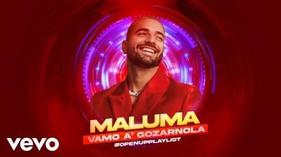 Maluma - Vamo' a Gozárnola Lyrics