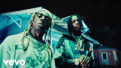 Polo G ft. Lil Wayne - GANG GANG Lyrics