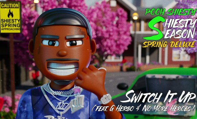 Pooh Shiesty - Switch it Up Lyrics