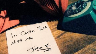 John K - already done Lyrics