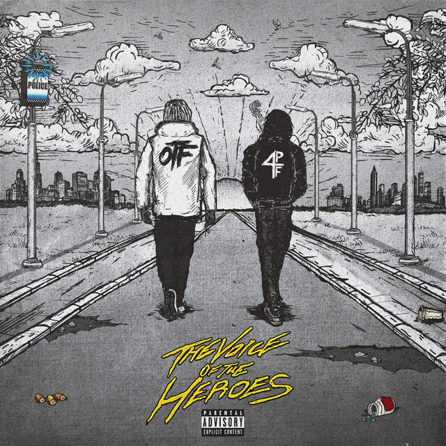 Lil Baby & Lil Durk - The Voice of the Heroes Album Lyrics