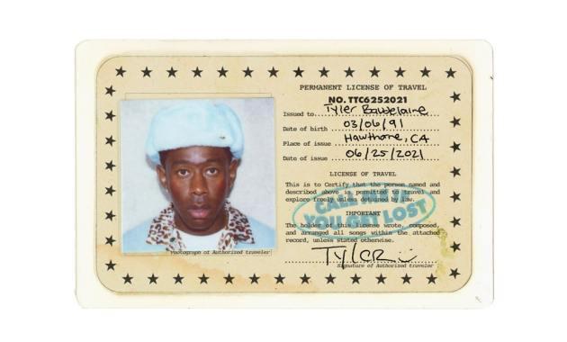 Tyler, The Creator - CALL ME IF YOU GET LOST Album Lyrics