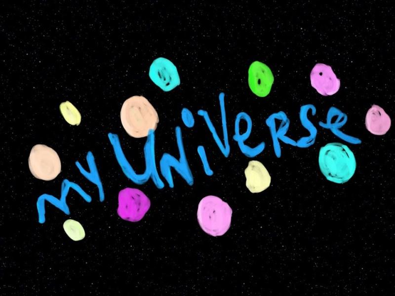 Coldplay - My Universe Lyrics