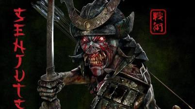 Iron Maiden - Senjutsu Album Tracklist