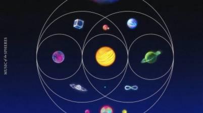 Coldplay - Music Of The Spheres Album Lyrics