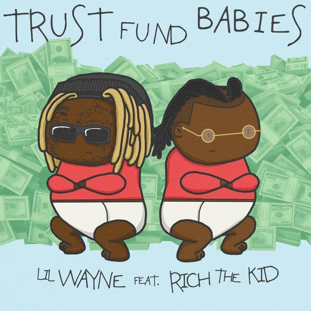 Lil Wayne & Rich The Kid - Admit It Lyrics