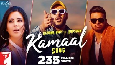 Photo of Kamaal Lyrics | Uchana Amit | ft. | Badshah | Alina
