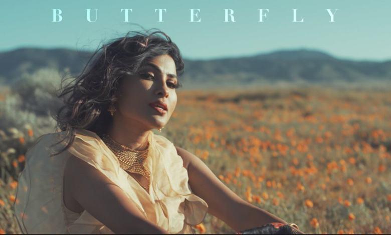 Photo of Butterfly Lyrics Vidya Vox Mad Dreams EP