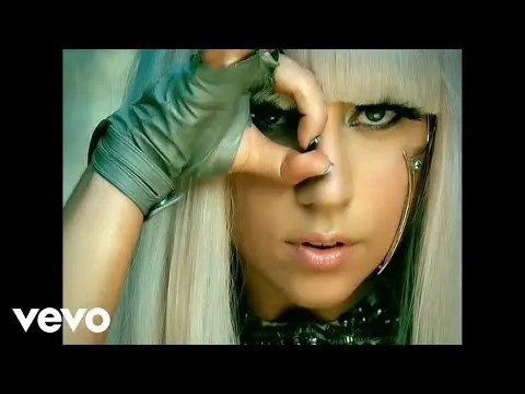 Photo of Poker Face Lyrics | Lady Gaga|The Fame