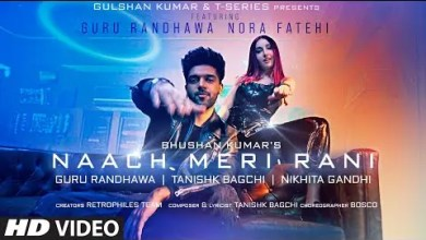 Photo of Naach Meri Rani Lyrics Guru Randhawa Feat. Nora Fatehi