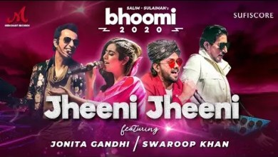Photo of Jheeni Jheeni Lyrics – Bhoomi 2020 | Salim Sulaiman