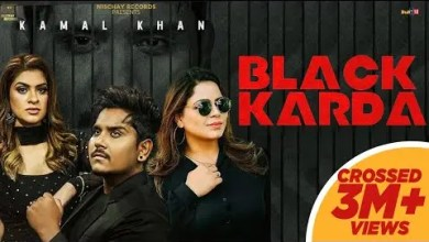Photo of Black Karda Lyrics | Kamal Khan | Gurlez Akhtar
