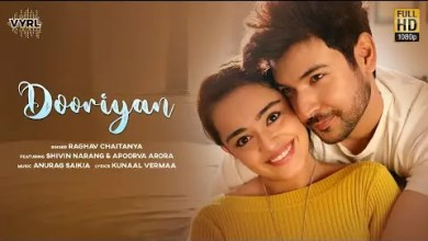 Photo of Dooriyan Lyrics | Raghav Chaitanya | Shivin Narang