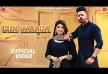 Photo of Gun Warga Lyrics | Harvy Sandhu | Gurlez Akhtar