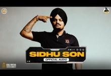 Photo of Sidhu Son Lyrics | Sidhu Moose Wala | The Kidd