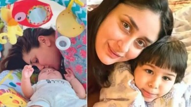 Photo of Kareena Kapoor picture as a mom goes viral
