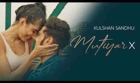 Mutiyar X lyrics | Ikwinder Singh | Latest Punjabi Songs 2020