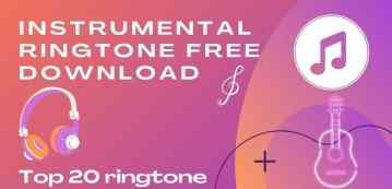 instrumental ringtone free download