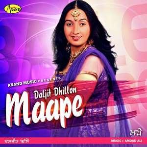 Maape Lyrics – Daljit Dhillon