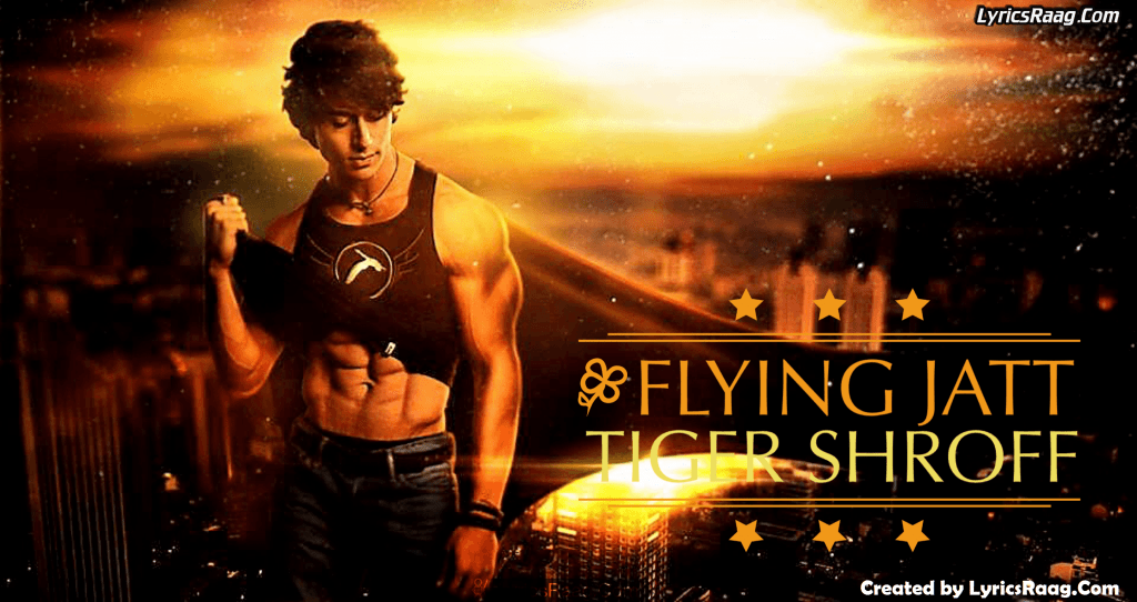 Tiger Shroff Flying Jatt Movie Poster 2016